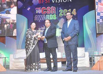 BFSI VISION CSR AWARDS 2014