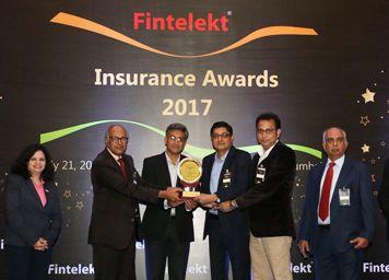 Fintelekt Insurance Award 2017