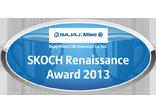 SKOCH Renaissance Award 2013