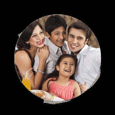Family term insurance