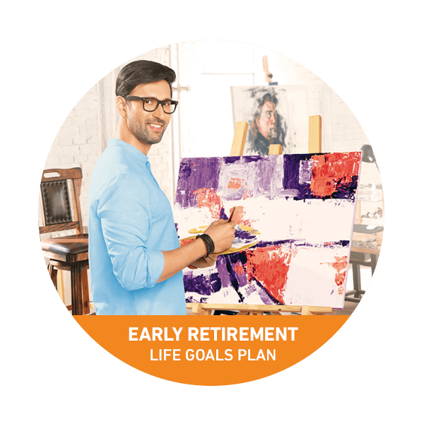 ULIP investment plan with retired life income benefit