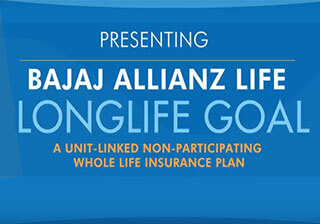 Bajaj Allianz Life LongLife Goal ULIP Plan