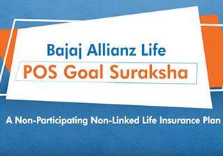 Bajaj Allianz Allianz Life POS Goal Suraksha