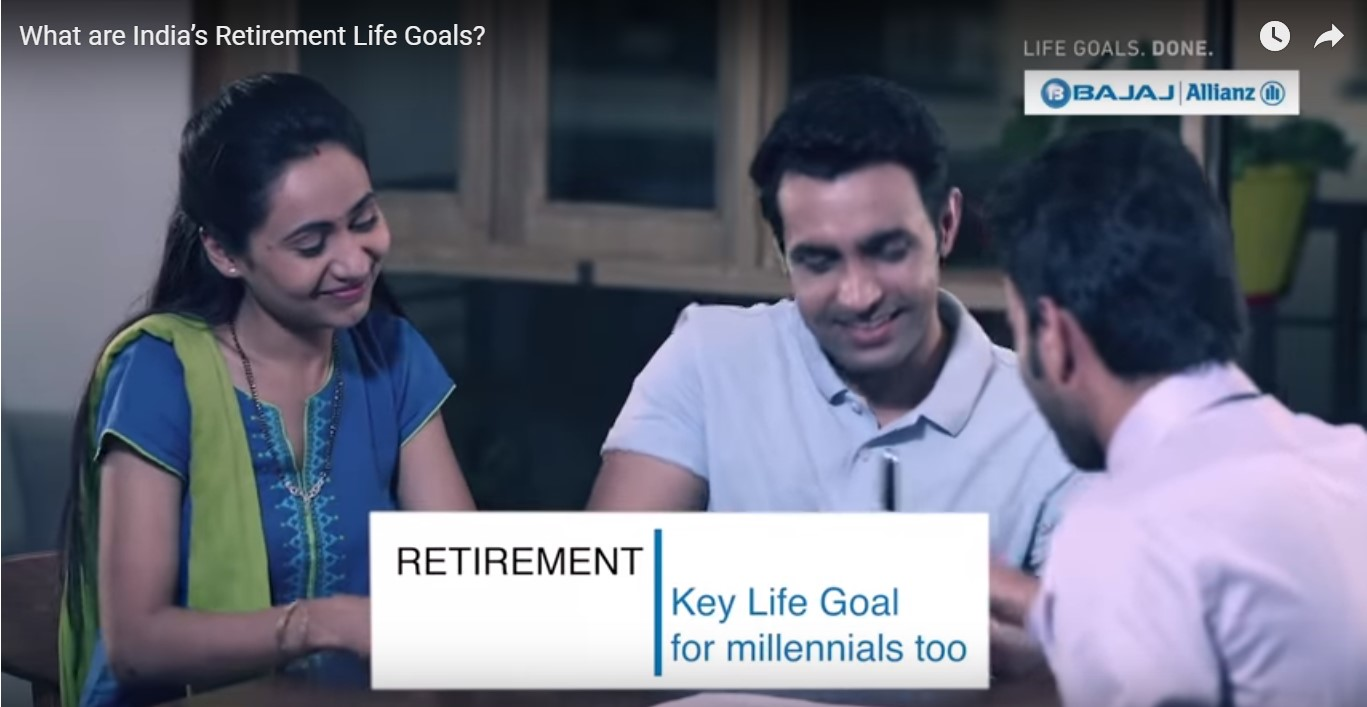 What are India's Retirement Life Goals?